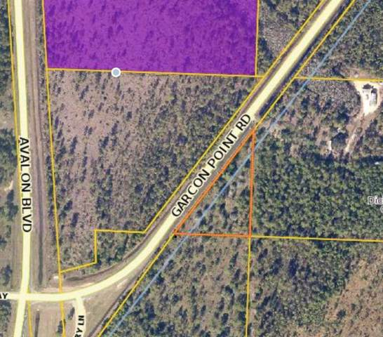 000 Garcon Point Rd, Milton, FL 32583 (MLS #560972) :: Levin Rinke Realty