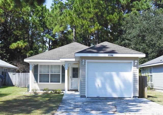 5596 Brentwater Pl, Gulf Breeze, FL 32563 (MLS #560980) :: Jessica Duncan Team