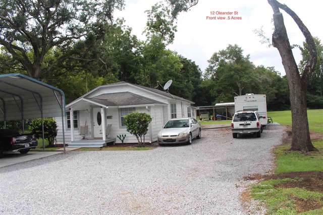 12 Oleander St, Pensacola, FL 32503 (MLS #561017) :: ResortQuest Real Estate