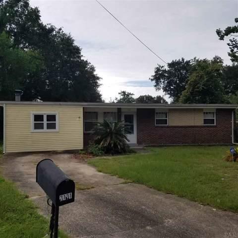 2121 Elaine Cir, Pensacola, FL 32504 (MLS #561024) :: ResortQuest Real Estate