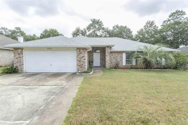 6961 Raburn Rd, Pensacola, FL 32526 (MLS #561076) :: ResortQuest Real Estate