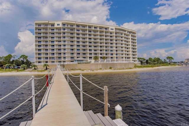 154 Ethel Wingate Dr #103, Pensacola, FL 32507 (MLS #561188) :: ResortQuest Real Estate