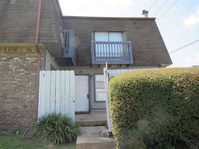 2301 W Michigan Ave #5, Pensacola, FL 32526 (MLS #561379) :: ResortQuest Real Estate