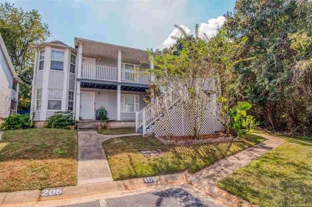 1500 E Johnson Ave #206, Pensacola, FL 32514 (MLS #561535) :: ResortQuest Real Estate