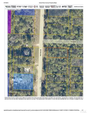 lot45&46 blk 70 Electra Dr, Milton, FL 32583 (MLS #561577) :: ResortQuest Real Estate