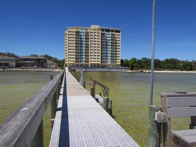 825 Bayshore Dr #1002, Pensacola, FL 32507 (MLS #561611) :: ResortQuest Real Estate