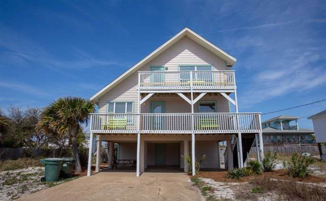 813 Maldonado Dr, Pensacola Beach, FL 32561 (MLS #561627) :: ResortQuest Real Estate