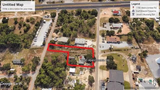 1790 Abercrombie Rd, Gulf Breeze, FL 32563 (MLS #561817) :: Levin Rinke Realty