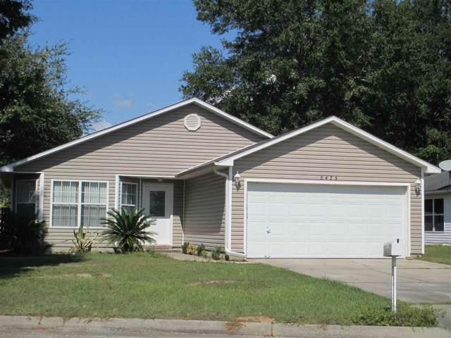 5475 Cherub Cir, Milton, FL 32583 (MLS #561824) :: ResortQuest Real Estate