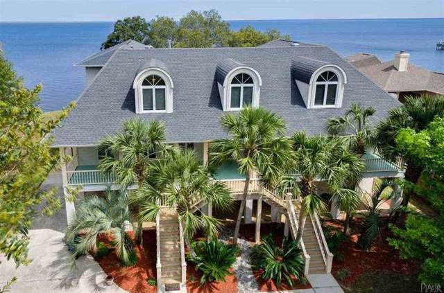4940 Hickory Shores Blvd, Gulf Breeze, FL 32563 (MLS #561856) :: Levin Rinke Realty
