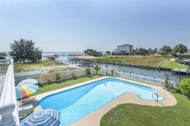 1081 Laguna Ln, Gulf Breeze, FL 32563 (MLS #561905) :: Levin Rinke Realty
