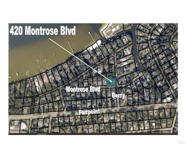 420 Montrose Blvd, Gulf Breeze, FL 32561 (MLS #562007) :: Levin Rinke Realty