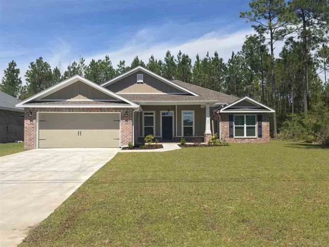 1253 Soft Point Dr, Cantonment, FL 32533 (MLS #562094) :: Levin Rinke Realty