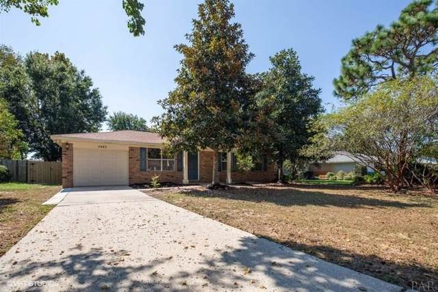 3483 Willow Ln, Gulf Breeze, FL 32563 (MLS #562136) :: Berkshire Hathaway HomeServices PenFed Realty