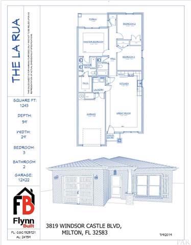 3819 Windsor Castle Blvd, Milton, FL 32583 (MLS #562163) :: Levin Rinke Realty