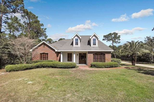 4594 Soundside Dr, Gulf Breeze, FL 32563 (MLS #562171) :: Berkshire Hathaway HomeServices PenFed Realty