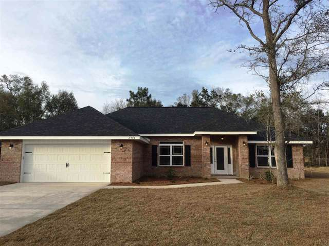 8848 Gristmill Way, Milton, FL 32583 (MLS #562180) :: The Kathy Justice Team - Better Homes and Gardens Real Estate Main Street Properties