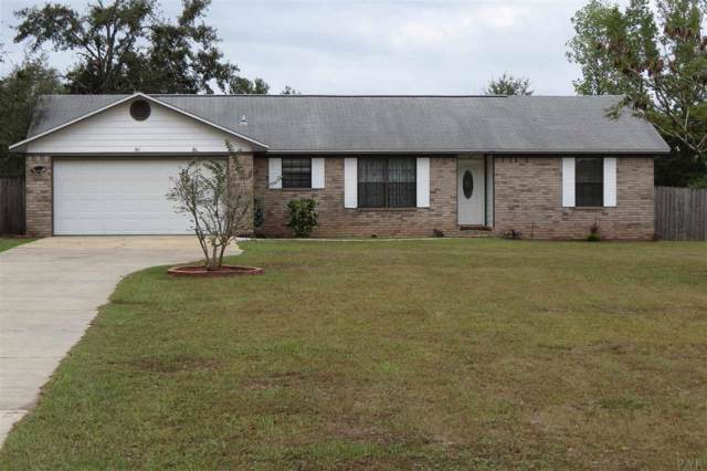 1611 Blanc Ln, Cantonment, FL 32533 (MLS #562197) :: Berkshire Hathaway HomeServices PenFed Realty