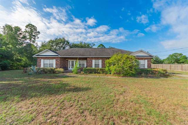 1621 Noir Ln, Cantonment, FL 32533 (MLS #562225) :: Berkshire Hathaway HomeServices PenFed Realty