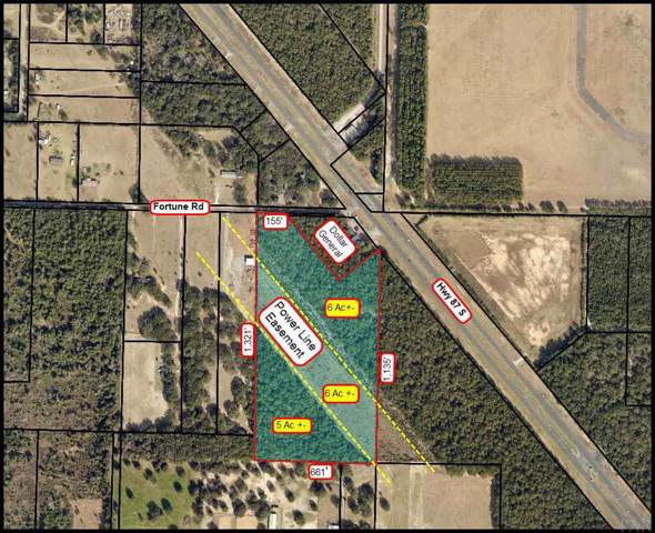 8973 Fortune Rd, Milton, FL 32583 (MLS #562230) :: Levin Rinke Realty