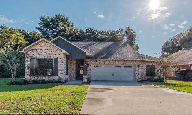 5442 Southlake Dr, Pace, FL 32571 (MLS #562254) :: ResortQuest Real Estate
