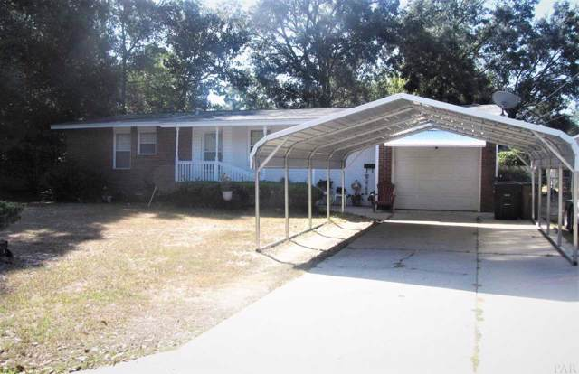 921 Brookview Cir, Pensacola, FL 32503 (MLS #562275) :: Berkshire Hathaway HomeServices PenFed Realty