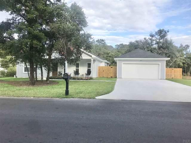1446 Oak Dr, Gulf Breeze, FL 32563 (MLS #562355) :: Levin Rinke Realty