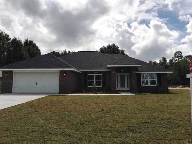 8824 Gristmill Way, Milton, FL 32583 (MLS #562410) :: Levin Rinke Realty