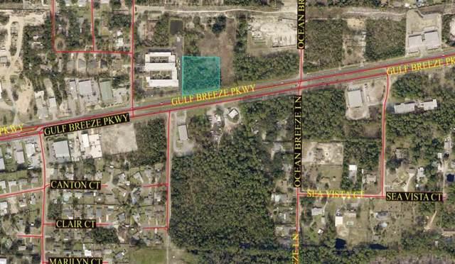 0 Gulf Breeze Pkwy, Gulf Breeze, FL 32563 (MLS #562425) :: Levin Rinke Realty