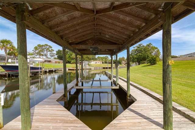 1047 Aquamarine Dr, Gulf Breeze, FL 32563 (MLS #562498) :: JWRE Orange Beach & Florida