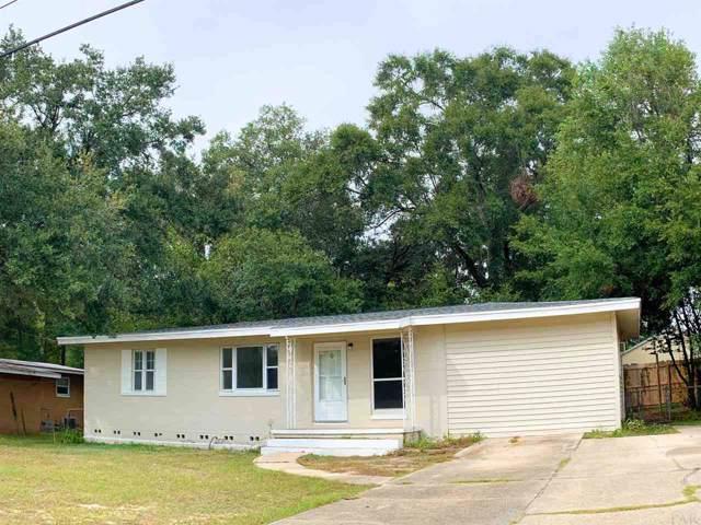 166 Springdale Cir, Pensacola, FL 32503 (MLS #562505) :: Levin Rinke Realty