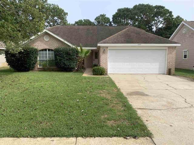 1348 Sterling Point Dr, Gulf Breeze, FL 32563 (MLS #562554) :: JWRE Orange Beach & Florida