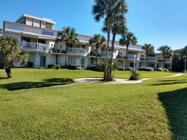 336 Ft Pickens Rd W202, Pensacola Beach, FL 32561 (MLS #562594) :: ResortQuest Real Estate