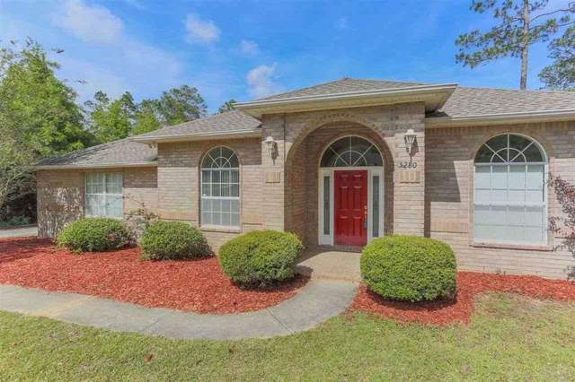 5280 Crystal Creek Dr, Pace, FL 32571 (MLS #562643) :: ResortQuest Real Estate
