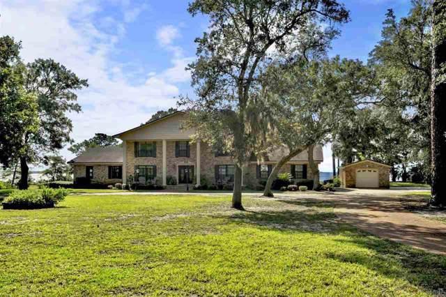 7201 Bayshore Dr, Milton, FL 32583 (MLS #562674) :: Levin Rinke Realty