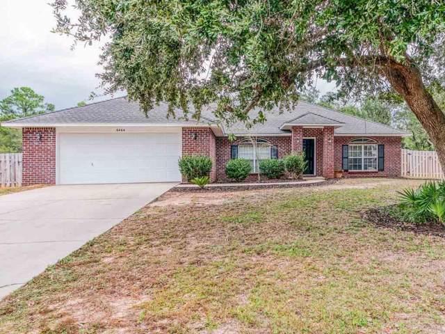 6464 Bay Oaks Dr, Milton, FL 32583 (MLS #562720) :: Levin Rinke Realty