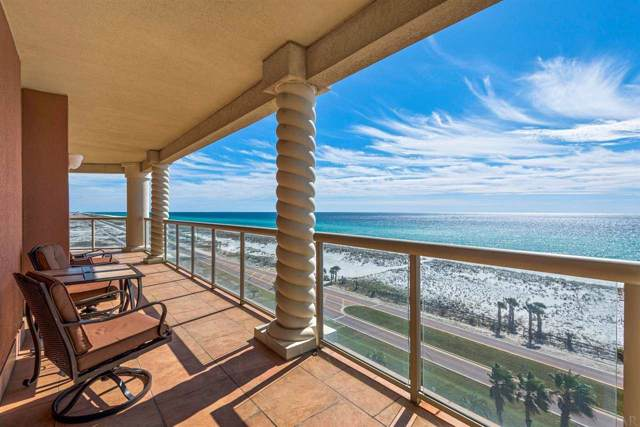 3 Portofino Dr #701, Pensacola Beach, FL 32561 (MLS #562750) :: ResortQuest Real Estate