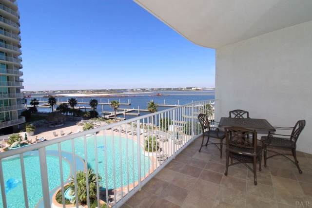 28107 Perdido Beach Blvd 301D, Orange Beach, AL 36561 (MLS #562806) :: Levin Rinke Realty