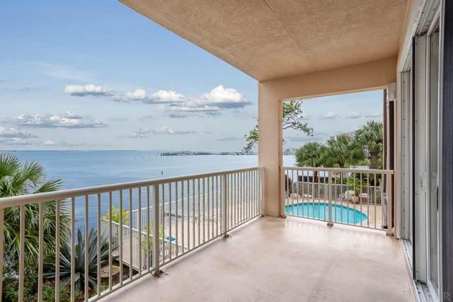 4050 Indigo Dr #104, Pensacola, FL 32507 (MLS #563110) :: ResortQuest Real Estate