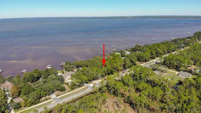 6244 East Bay Blvd, Gulf Breeze, FL 32563 (MLS #563146) :: Levin Rinke Realty