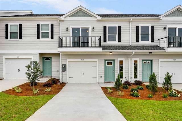 9824 Nature Creek Blvd Lot 36 Blk D, Pensacola, FL 32526 (MLS #563186) :: Coldwell Banker Coastal Realty
