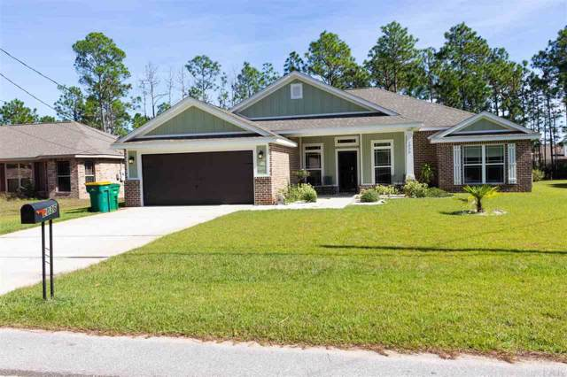 2036 Shannon Rd, Navarre, FL 32566 (MLS #563192) :: Levin Rinke Realty