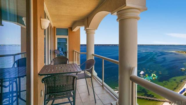 4 Portofino Dr #1502, Pensacola Beach, FL 32561 (MLS #563204) :: ResortQuest Real Estate