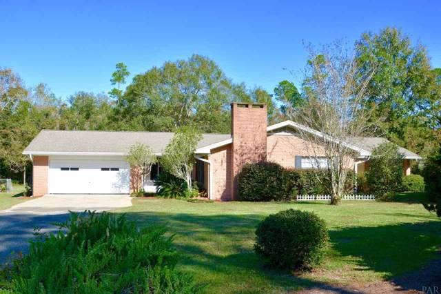 1264 Whippoorwill Dr, Cantonment, FL 32533 (MLS #563415) :: Jessica Duncan Team