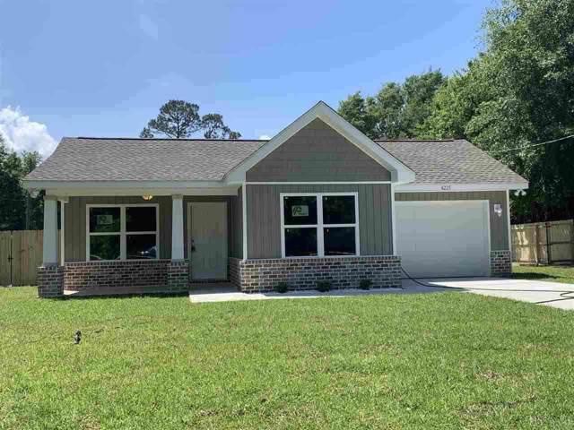 N 36TH AVE, Milton, FL 32583 (MLS #563454) :: Levin Rinke Realty