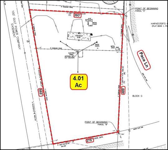 525 Muscogee Rd, Cantonment, FL 32533 (MLS #563480) :: ResortQuest Real Estate