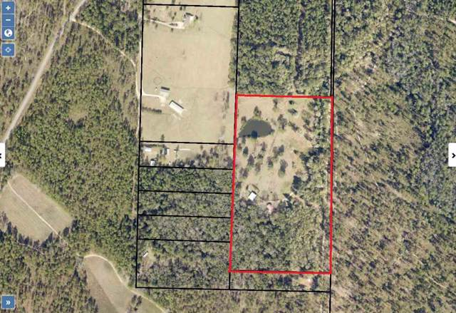 2598 Lawrence Cooley Rd, Milton, FL 32570 (MLS #563489) :: ResortQuest Real Estate