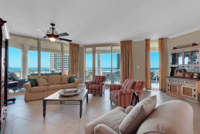 4 Portofino Dr #604, Pensacola Beach, FL 32561 (MLS #563627) :: ResortQuest Real Estate