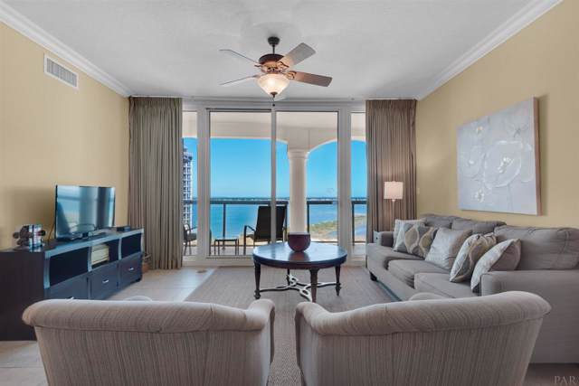 3 Portofino Dr #1605, Pensacola Beach, FL 32561 (MLS #563639) :: ResortQuest Real Estate