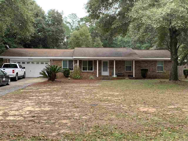 5734 Janet St, Milton, FL 32570 (MLS #563682) :: Connell & Company Realty, Inc.